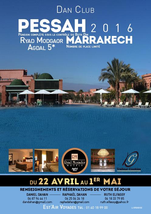pessah marrakech